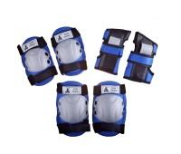 """Защита детская на колено и локоть """"104В"""", размер S, цвет синий"""