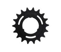 Звезда задней втулки на 1-скорость велосипед 18Т