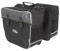 Велосумка-штаны на багажник M-Wave Double-Traveller, боковые отсеки: 34х17х30см, 30 л