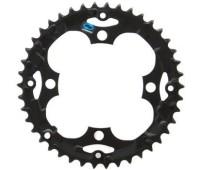 Звезда передняя Shimano FC-M415: 42T, чёрная