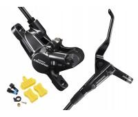 Тормоз дисковый гидравлический Shimano M6000 Deore: , J-kit, задний, пластиковые колодки, 1700мм