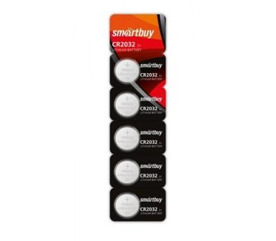Батарейки Smartbuy CR2032