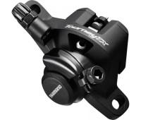 Калипер механический Shimano BR-TX805: черный задний с адаптером. SM-MA-R160P/S, б/уп