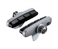Тормозные колодки Shimano, шоссейн., R55C4, пара, для BR-5800 серебристый