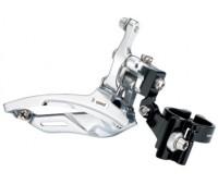 Крепление переднего переключателя, регулируемый угол, алюминий CNC, D:28,6