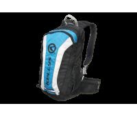 """Рюкзак KLS """"Explore"""": объём 20л, цвет синий/чёрный"""